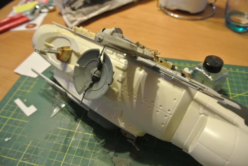 STAR WARS dornean gunship rogue one version Dsc_0314