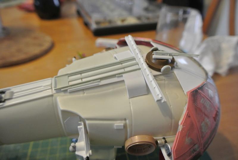 STAR WARS dornean gunship rogue one version Dsc_0322