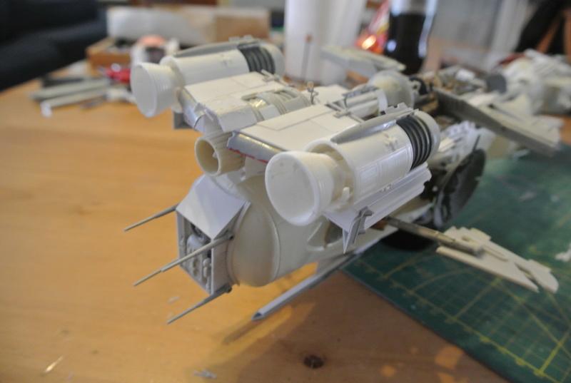 STAR WARS dornean gunship rogue one version Dsc_0323