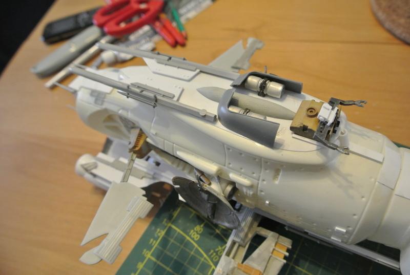 STAR WARS dornean gunship rogue one version Dsc_0324