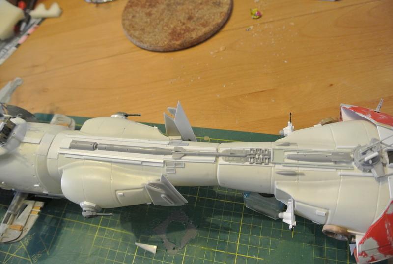 STAR WARS dornean gunship rogue one version Dsc_0325