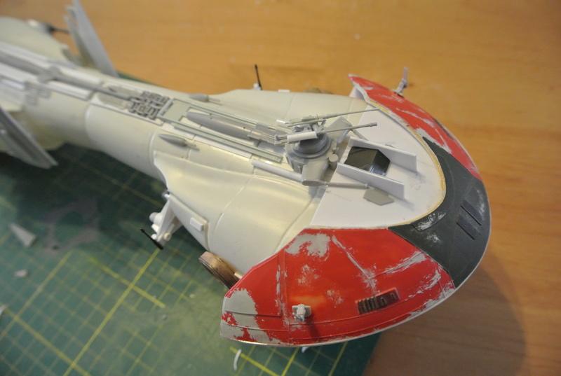 STAR WARS dornean gunship rogue one version Dsc_0327