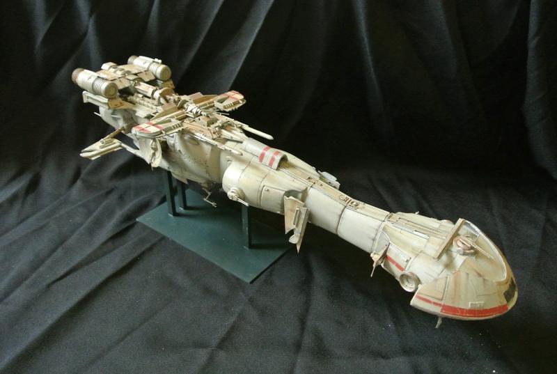 STAR WARS dornean gunship rogue one version Dsc_0410