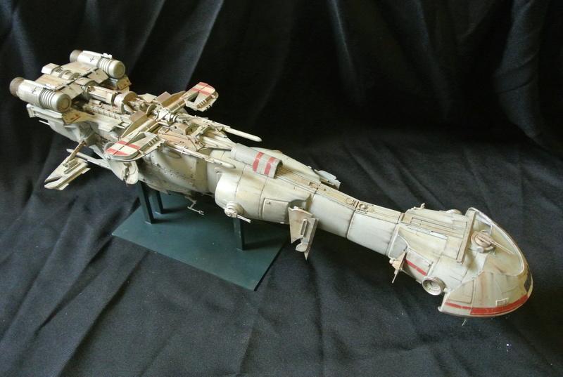 STAR WARS dornean gunship rogue one version Dsc_0413