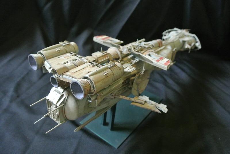 STAR WARS dornean gunship rogue one version Dsc_0414