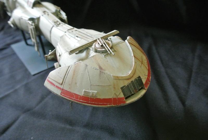 STAR WARS dornean gunship rogue one version Dsc_0416