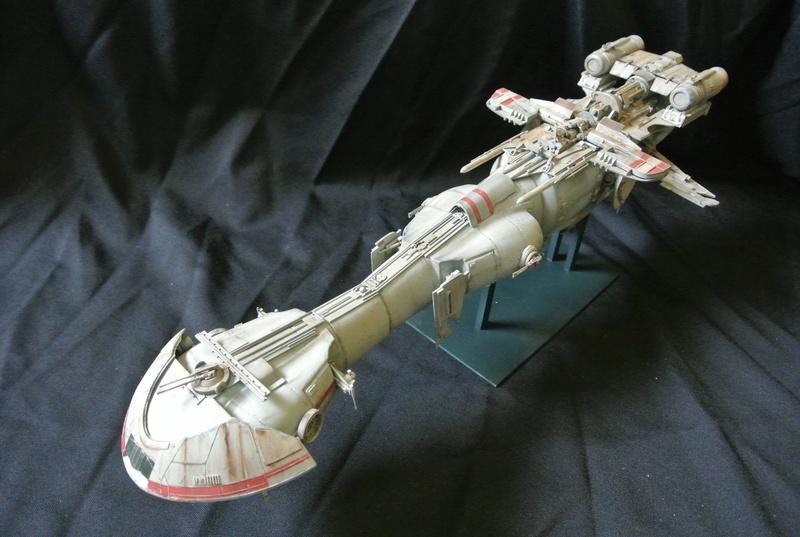 STAR WARS dornean gunship rogue one version Dsc_0417