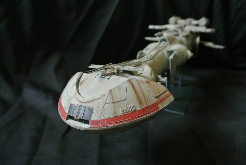 STAR WARS dornean gunship rogue one version Dsc_0418