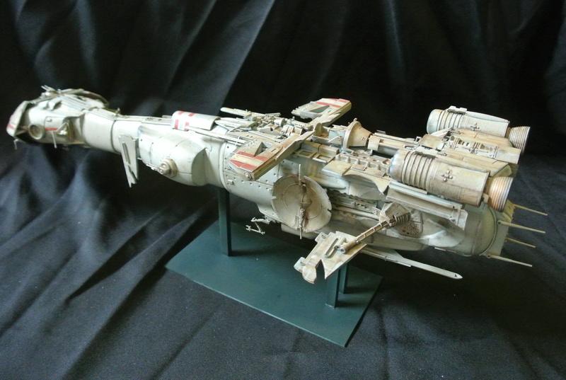 STAR WARS dornean gunship rogue one version Dsc_0421