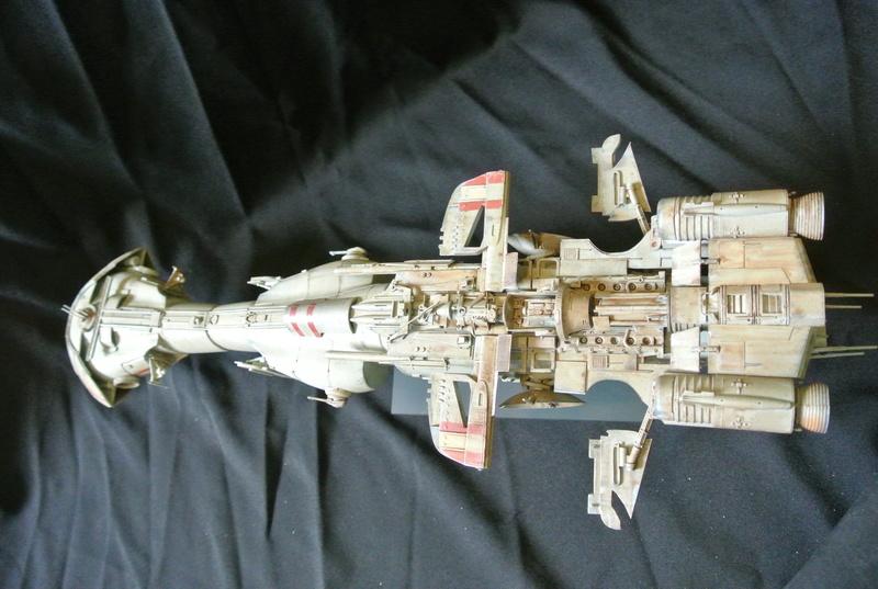 STAR WARS dornean gunship rogue one version Dsc_0510