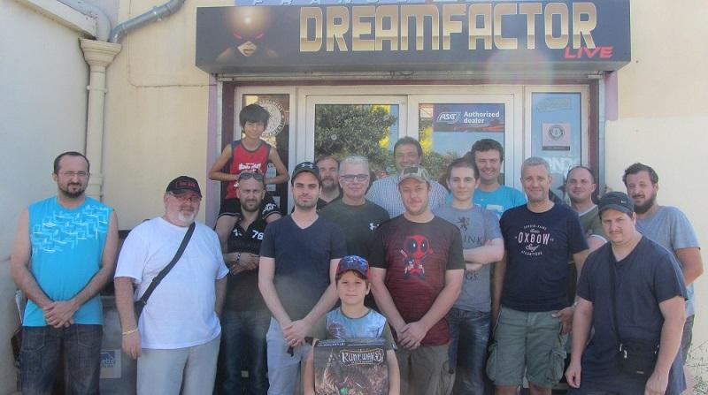 [83 toulon] Debrif du premier tournoi Dreamfactor Tourno11