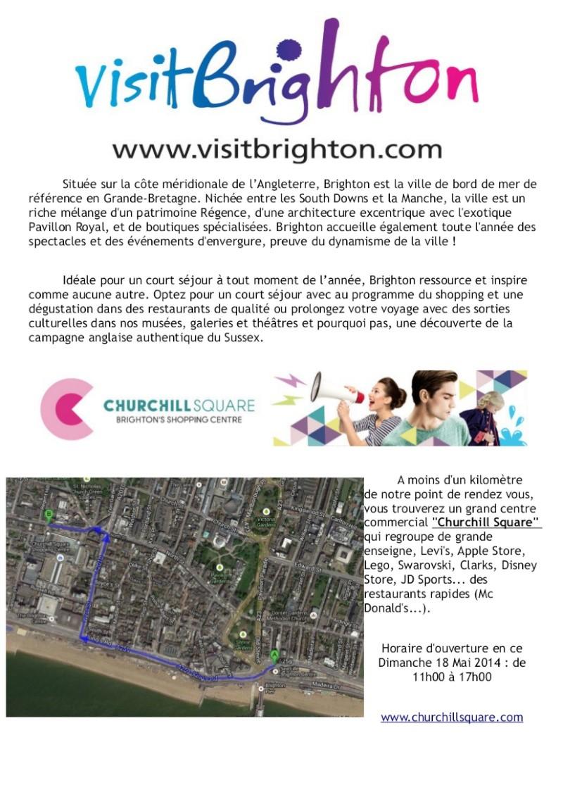 London to Brighton Mini Run - Dimanche 18 Mai 2014 Formul11