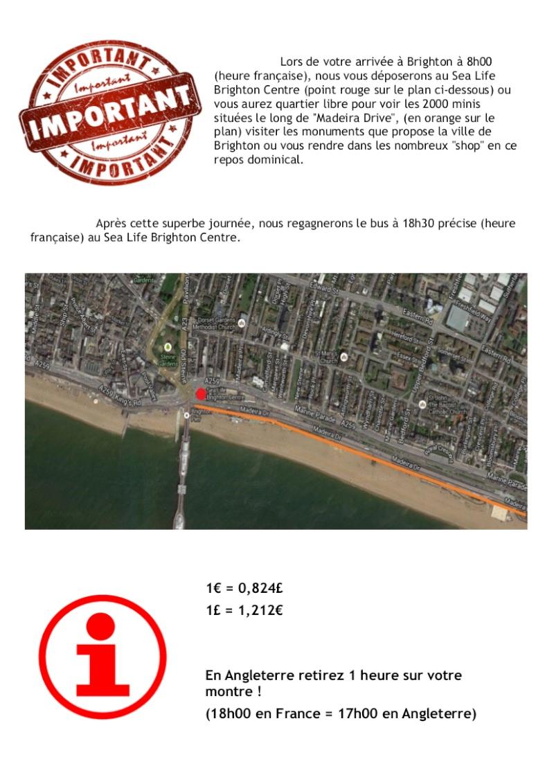 London to Brighton Mini Run - Dimanche 18 Mai 2014 Formul12