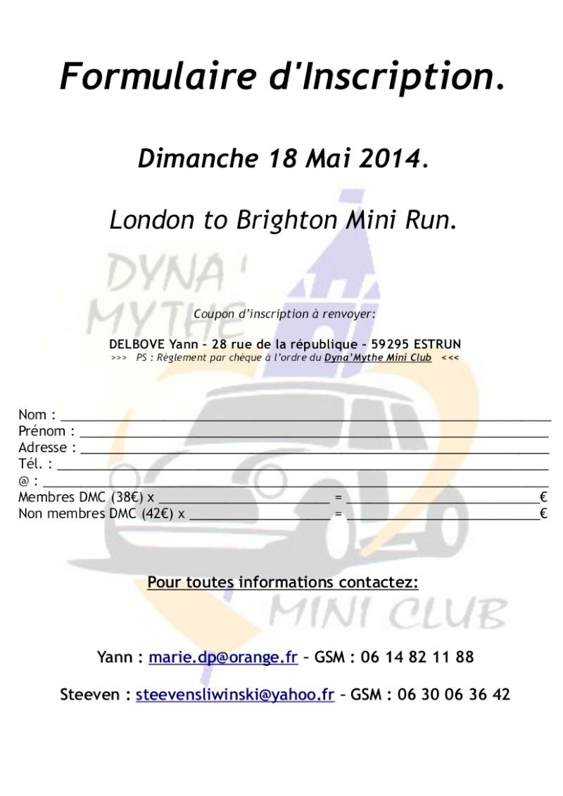 London to Brighton Mini Run - Dimanche 18 Mai 2014 Images10