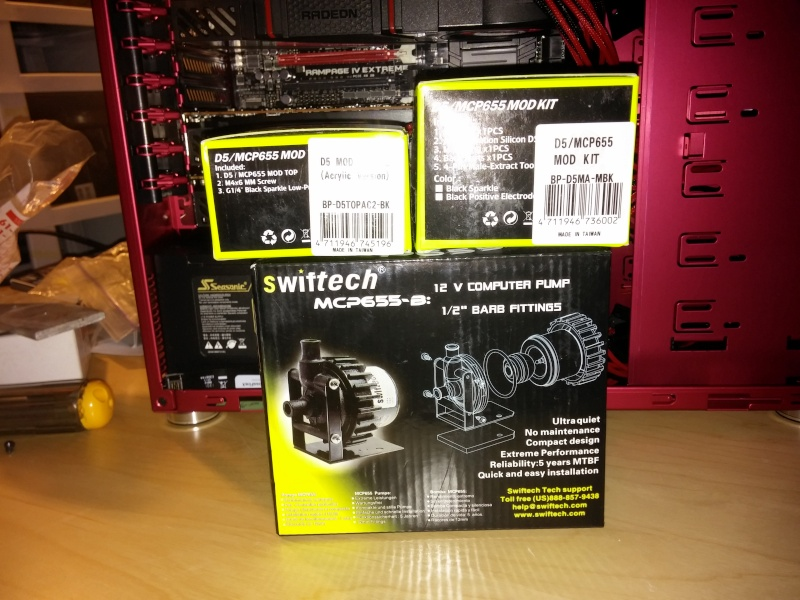 Projet pour Wildaces101 //// Lian-li PC50R  Cam00019