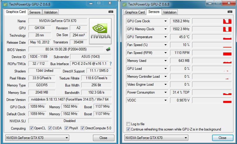 Les logiciels à avoir, pour tester sont Overclock MAJ( 10 OCT 2013) Screen10