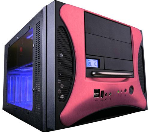 Silverstone Sugo 05 Black / Pink  X-qpac10