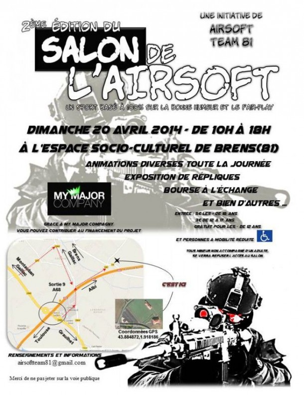 Salon de l'airsoft 20 avril 2014 22527_10