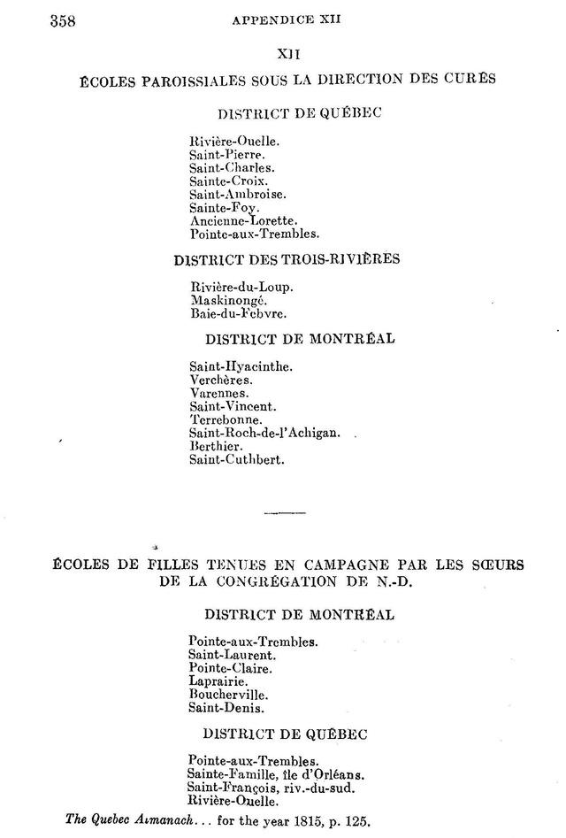 Protestantisation du Bas-Canada ? - Page 2 Append23