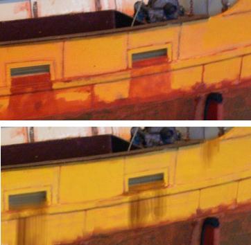 Le caboteur imaginaire de Solenango Rouge110