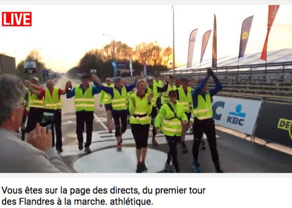 Le Tour de Flandres  Arrive10