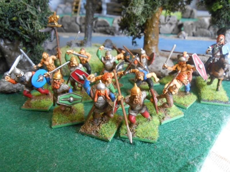 WW1 ACW Perry European Mercenaries & Celts Celts_17
