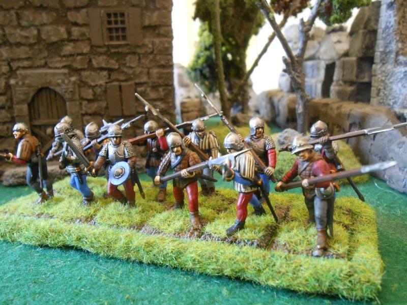 WW1 ACW Perry European Mercenaries & Celts Dscn1811