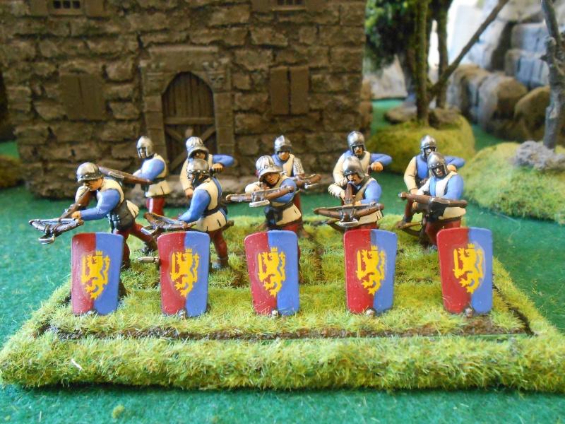 WW1 ACW Perry European Mercenaries & Celts Dscn1812