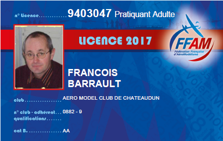 Concours F5J Chartres 26 Mars 2017 - Page 2 Licenc12