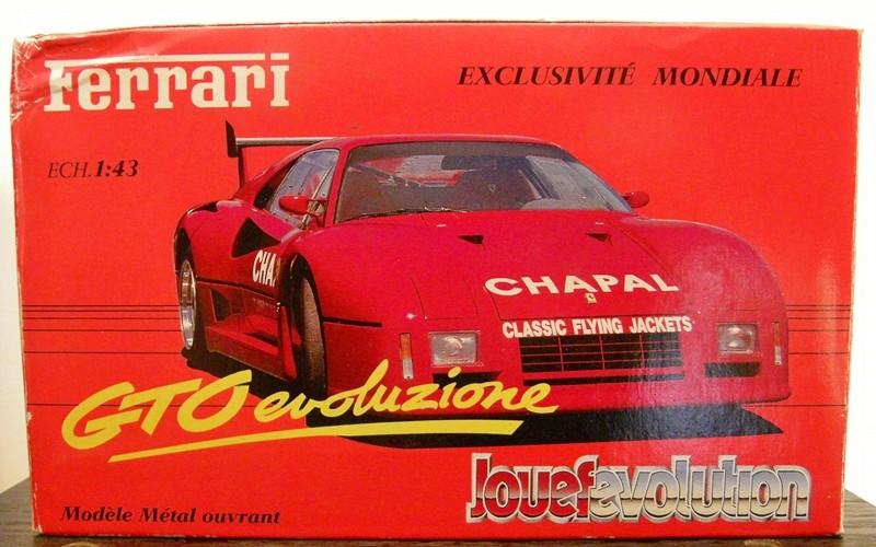 SERIE 3000 - Ferrari GTO Evoluzione 00110