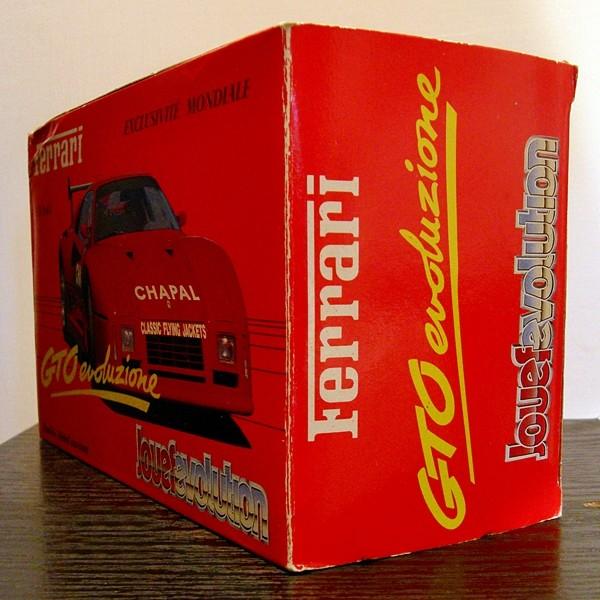 SERIE 3000 - Ferrari GTO Evoluzione 00310