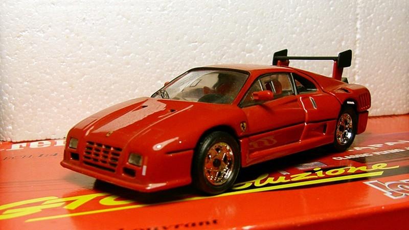 SERIE 3000 - Ferrari GTO Evoluzione 00610