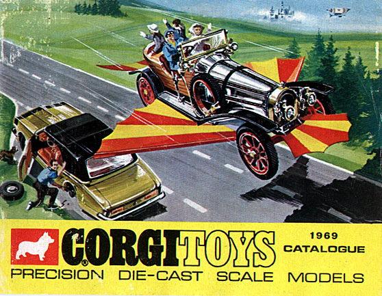 Corgi Toys - Catalogo 1969 010