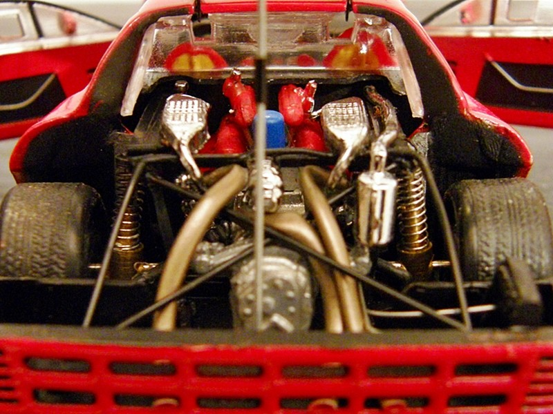SERIE 3000 - Ferrari GTO Evoluzione 01010
