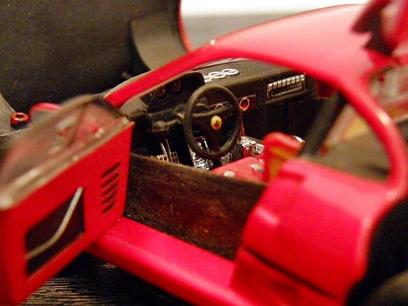 SERIE 3000 - Ferrari GTO Evoluzione 01110