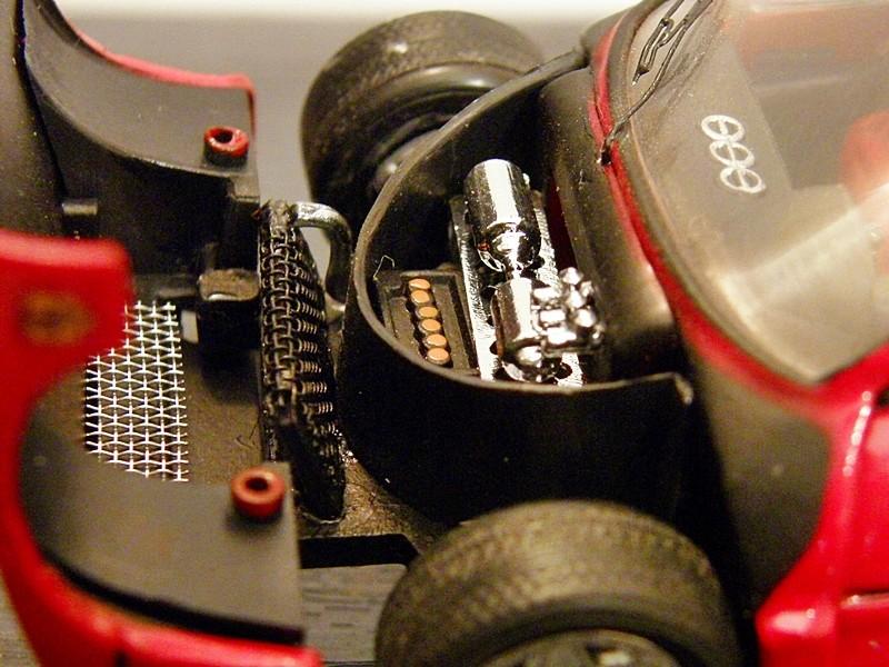 SERIE 3000 - Ferrari GTO Evoluzione 01210