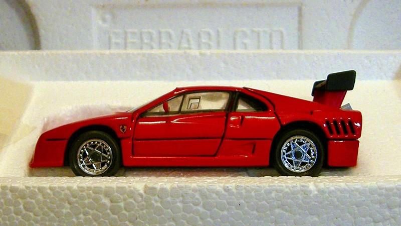 SERIE 3000 - Ferrari GTO Evoluzione 0411