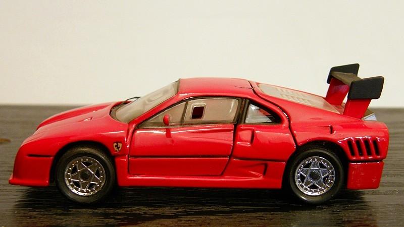 SERIE 3000 - Ferrari GTO Evoluzione 04e10