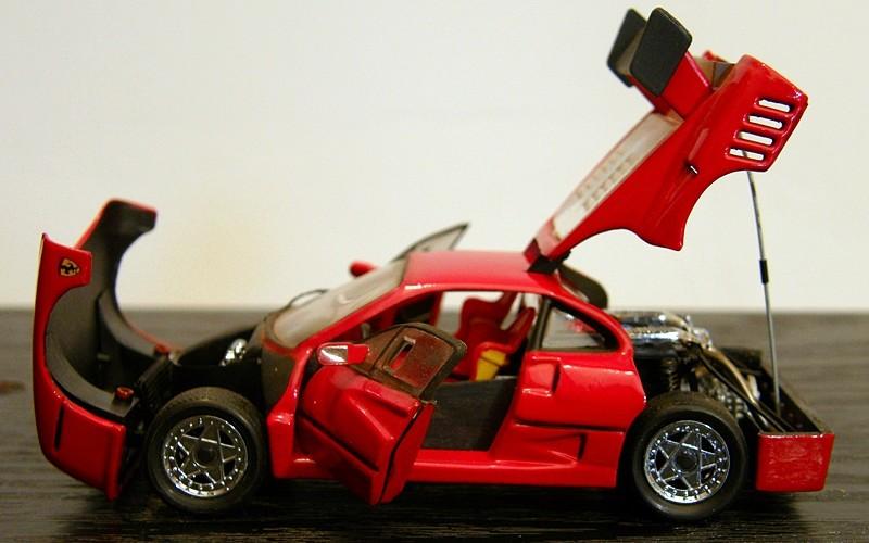 SERIE 3000 - Ferrari GTO Evoluzione 04f10