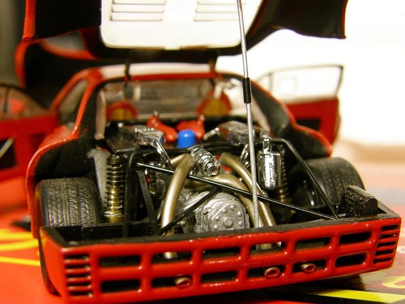 SERIE 3000 - Ferrari GTO Evoluzione 0811