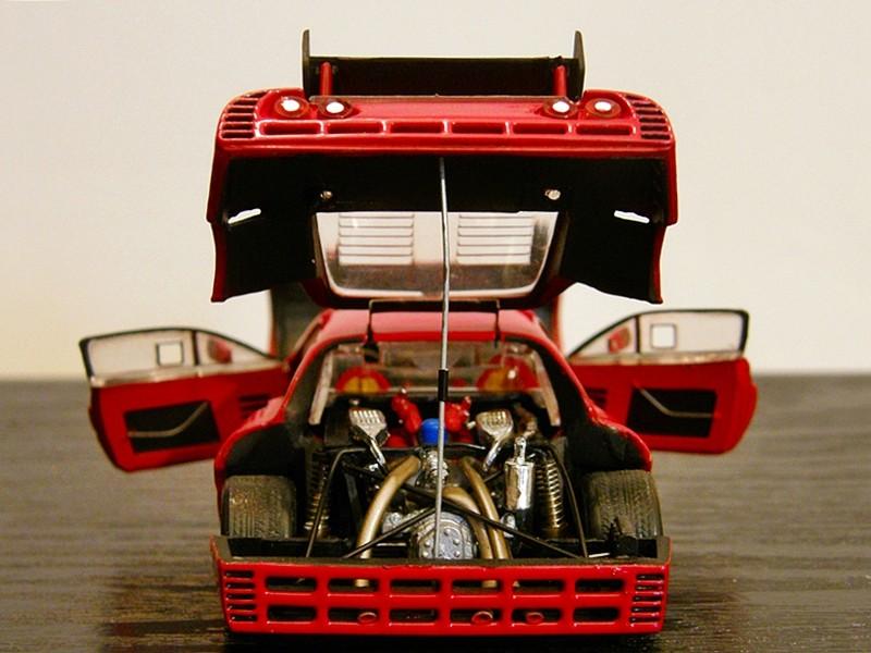 SERIE 3000 - Ferrari GTO Evoluzione 0910