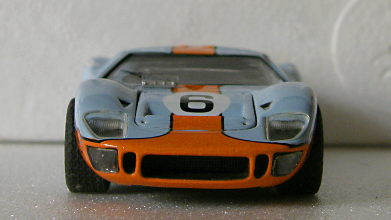 SERIE 3000 - Ford GT40 1-43_f12
