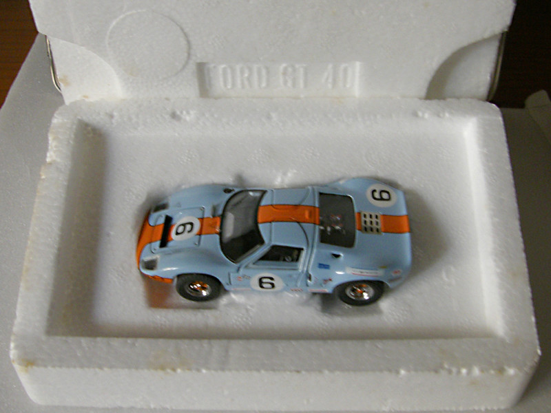 SERIE 3000 - Ford GT40 1-43_f16