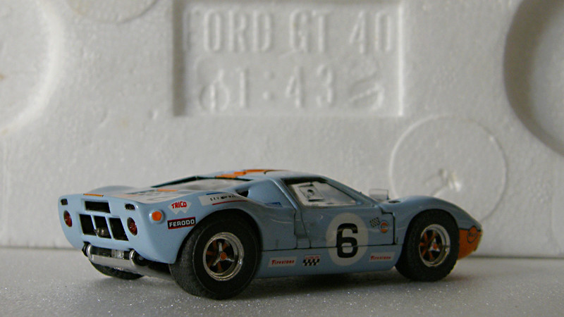 SERIE 3000 - Ford GT40 1-43_f17