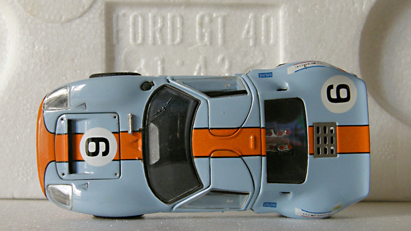 SERIE 3000 - Ford GT40 1-43_f19