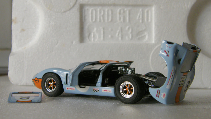 SERIE 3000 - Ford GT40 1-43_f20