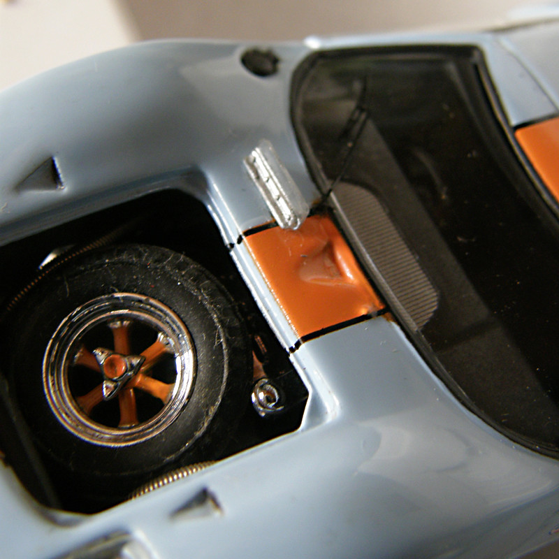 SERIE 3000 - Ford GT40 1-43_f23