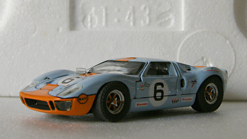 SERIE 3000 - Ford GT40 1-43_f24