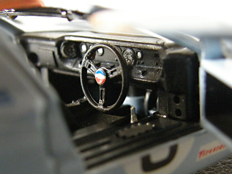 SERIE 3000 - Ford GT40 1-43_f25