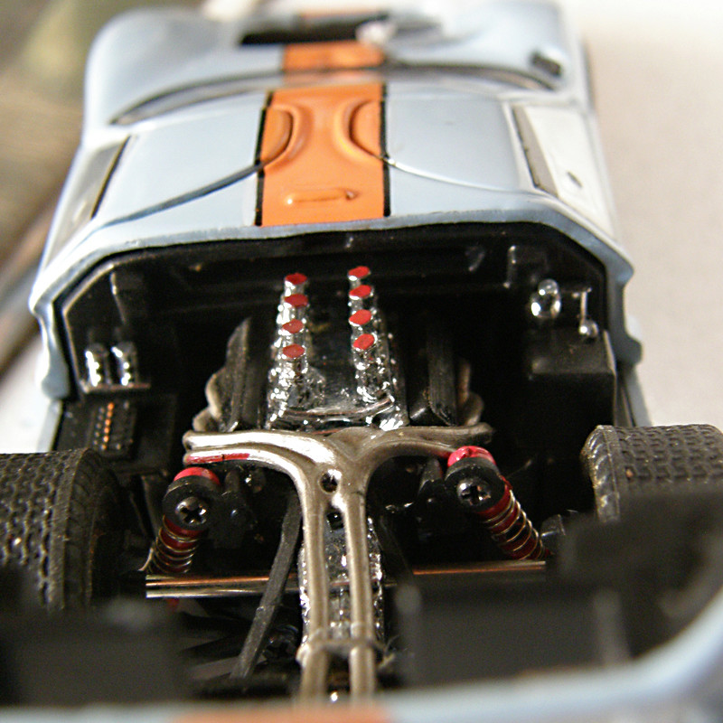 SERIE 3000 - Ford GT40 1-43_f27
